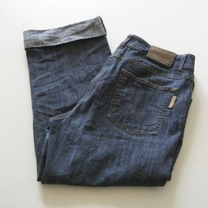 Coldwater Creek crop jeans 12